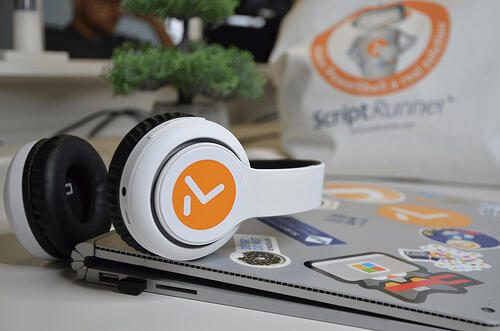 Die PowerShell-Kopfhörer von ScriptRunner