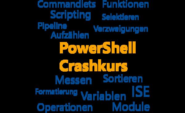 PowerShell-Crashkurs